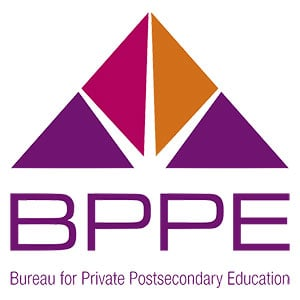 Bureau of Private Postsecondary Education.